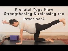 How to Relieve Back Pain Associated With Your Pregnancy : The Best Yoga Exercises - YouTube