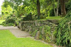 Stonework at Innisfree | Fine Gardening