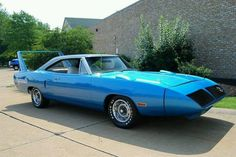 70 Plymouth Roadrunner Superbird