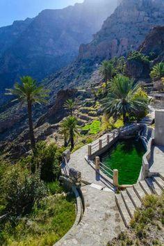 Wakan Village - Nakhel - Oman
