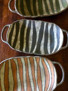 bedrock platters.jpg #PotteryClasses