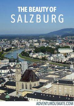 The Beauty of Salzburg Europe Travel Tips, Us Travel, Travel Guides, Visit Austria, Austria Travel, Christmas In Europe, Salzburg Austria, Favorite Son, Explore Travel