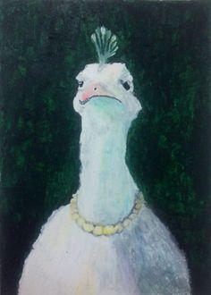 Quadro de O Fabuloso Destino de Amèlie Poulain Emoticon - Pastel óleo