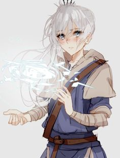 RWBY: The Magician - Weiss