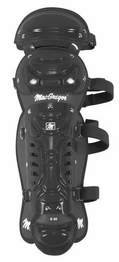 MacGregor Junior B68 Double Knee Leg Guard #MacGregor
