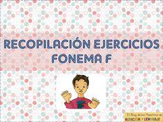 EL BLOG DE L@S MAESTR@S DE AUDICION Y LENGUAJE: RECOPILACIÓN MATERIALES FONEMA F