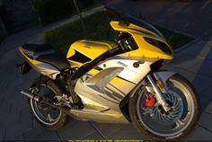 2005 Rieju RS2