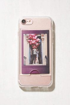 Shop Instax Photo Frame iPhone 7 Case at Urban Outfitters today. We carry all the latest styles, colours and brands for you to choose from right here. Fujifilm Instax Mini, Pochette Photo, Tech Accessories, Cell Phone Accessories, Polaroid Cases, Diy Iphone Case, Iphone 8 Plus, Apple Iphone, Urban Outfitters