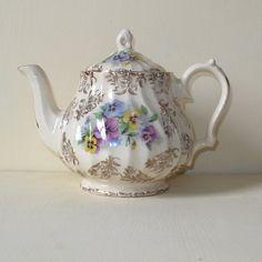 Sadler teapot.