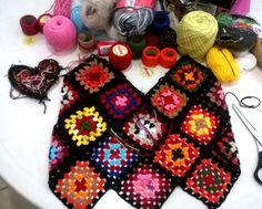 Crochê e moda para as apaixonadas por Handmade, aqui você encontra gráficos, passo a passo, dicas e meus projetos em crochê.
