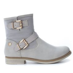 48a55b01 Las 42 mejores imágenes de Botines Xti SS17 | Zippers, Ankle Boots y ...