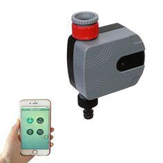 Yardeen Bluetooth Water Timer Garden Irrigation Sprinkler…