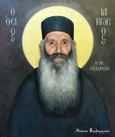 Elder Iakovos Tsalikes Has Been Officially Numbered Among the Saints