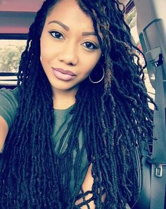 Thick gorgeous locs