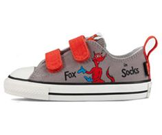 If my boys were bigger (by bigger, I mean outside of my belly) they would have these shoes.