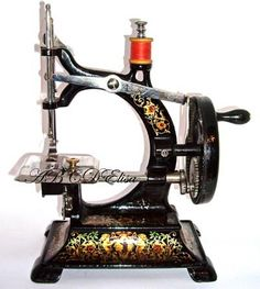 Sewing - old toys - Article 6 - at Elisa
