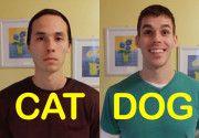 Questo video non potrà che strapparvi un sorriso, soprattutto se avete mai avuto un cane o un gatto (o entrambi!) a casa.