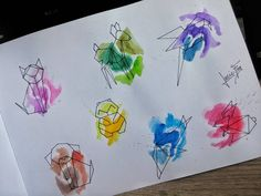 Which is your favorite? Winchester Mystery House, Origami, Free Preschool, Ballpen Drawing, Pinterest Blog, Flower Bouquet Wedding, Tropical Flowers, Background Patterns, Creative