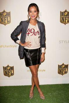 Jamie Chung..... - Celebrity Fashion Trends
