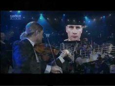 2009/3/21 -  Hymn of Ukraine - National Anthem of Ukraine - Boxing - Klitschko vs Gomez