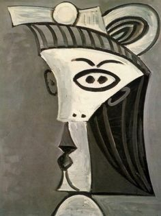 Paintings by Pablo Picasso - 1950 - 1973.