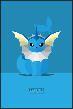 If Vaporeon was real I would have her/him as my own Pokemon along with Unfezant, Pidgeot, Deerling and all kinds of other Pokemon that are really cute.