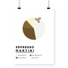 Espresso Martini 🍸 . . . . . #cocktail #cocktails #bar #vector #vectorart #mixology #drinks #fun #ai #poster #graphics #graphicdesign #design #illustration #pie #infographic #coffee #espresso #martini #shots #party #roast #latte #cafe #brown