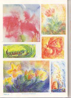 Crayon Drawings, Chalkboard Drawings, Wax Crayons, Colored Pencils, Color Blocking, Watercolor Paintings, Birthdays, Pastel, Create
