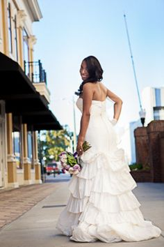White by Vera Wang - Downtown Orlando Wedding from ArtPhotoSoul Photographers