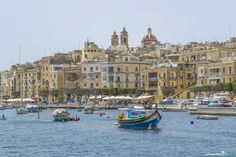 The Three Cities in Malta