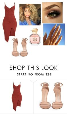 """""""))"""" by mirimarimi ❤ liked on Polyvore featuring Stuart Weitzman and Tory Burch"""