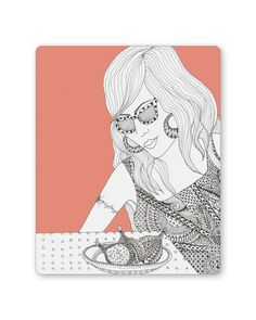 Fruits Of Love Mouse Pad