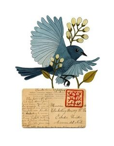 Oiseau n ° 14