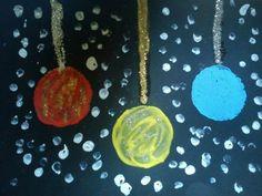 Tapa de Nadal cedida per Ana Basualdo Trejo. Tapas, Christmas Crafts, Albums, School, Fun Crafts, Blue Prints