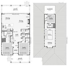 DanTyree.com | Modern House Plans, Unique House Plans, Castle House plans, Beach House Plans and Custom Home Designs by Dan Tyree