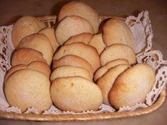 Cozinha com Graça: Biscoitos de Limão da Clara de Sousa