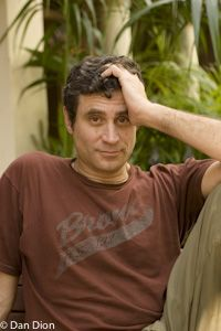 Portrait of comedian Paul Provenza by Dan Dion.   http://www.whosay.com/paulprovenza