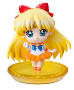 Sailor Moon Petit Chara Land Pretty Soldier - Sailor Venus Variante A  Sailor Moon - Hadesflamme - Merchandise - Onlineshop für alles was das (Fan) Herz begehrt!