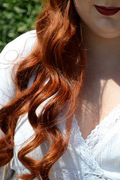 sophie czerymoja, pielęgnacja włosów, hair care: Przygotowania przedślubne… Ginger Hair Color, Natural Redhead, Freckles, Hair Colors, Dyed Hair, Redheads, Celebration, Hair Makeup, Hairstyles