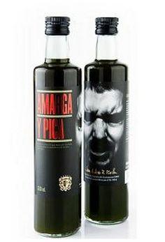 Amarga y Pica (Conde de Benalua)/12 botellas 500ml  DO Montes de Granada