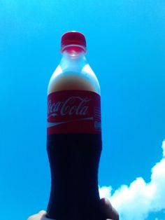 You are the coke of my eye