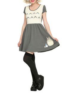 Studio Ghibli Her Universe My Neighbor Totoro Friends Costume Dress