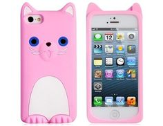 Coco Cat  Soft Case for iPhone 5/5S/4/4S, iPod touch 4(Coco Cat Cases)