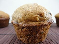 Best ever Zucchini Muffins, putting this recipe aside for later in the season