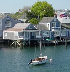 Nantucket is an island 30 miles km) south of Cape Cod, Massachusetts, in the United States. Together with the small islands of Tuckernuck and Muskeget, it constitutes the town of Nantucket, Massachusetts Nantucket Style, Nantucket Island, Coastal Style, Nantucket Beach, Nantucket Cottage, Seaside Style, Coastal Cottage, New Hampshire, Rhode Island