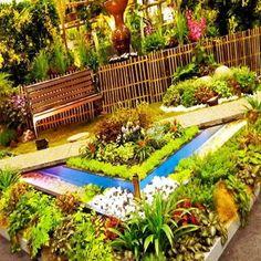 preciosas imagenes de jardines de casas pequeas fotos de