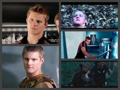 Why did Cato die Cato Hunger Games, Hunger Games Catching Fire, Hunger Games Trilogy, Finnick And Annie, Mockingjay, Hello Gorgeous, Get One, Good Movies, Random Things