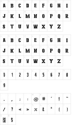 Stencil Cargo Army Font - Download Free Fonts