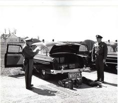 KSP Kentucky State Police, 1954 Ford, Emergency Vehicles, Police Cars, Cops, Muscle Cars, Hot Rods, Old Things, American