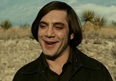 ANTON CHIGURH - No Country for Old Men (2007)  http://ihateyourhair.blogspot.pt/